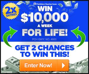 pch instant win daily games