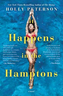 Canadian Bookworm: It Happens in the Hamptons