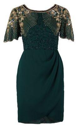 VIRGOS LOUNGE - Millie Green Cocktail Dress - £69