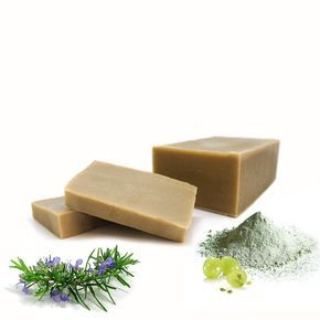 Jabón de Aceite para Piel Grasa, un jabón muy efectivo para pieles grasas con infinidad de propiedades. Tutorial y materiales de Gran Velada.