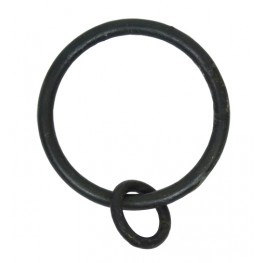 Curtain Ring - Beeswax