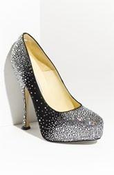 swarovski: Pretty Shoes, Fashion Shoes, Can, Sparkly Shoes, Brian Atwood, Girls Fashion, Swarovski Crystals, Girls Shoes, Patten