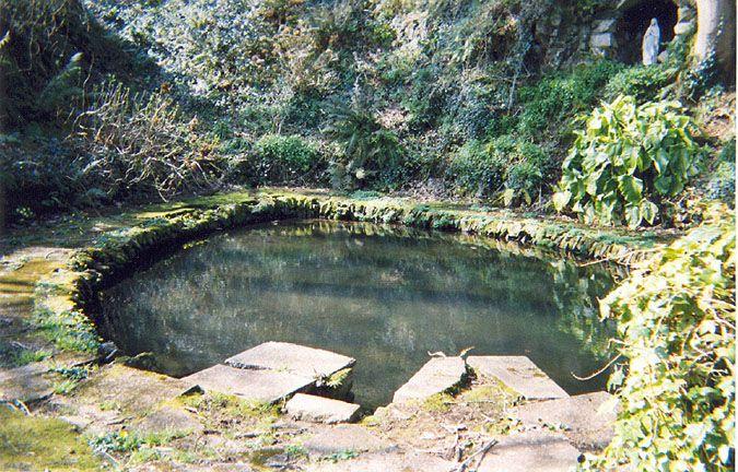 Sacred Well:  St. Brannoc's or St. Brannock's Holy Well, Braunton, Devon, England.