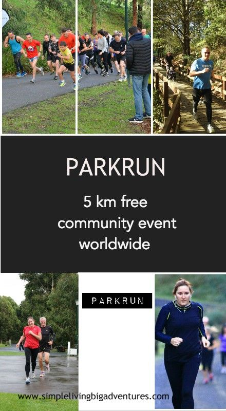 Keep fit while making friends - Parkrun is a weekly 5 km event worldwide and is happening in your local neighbourhood.
