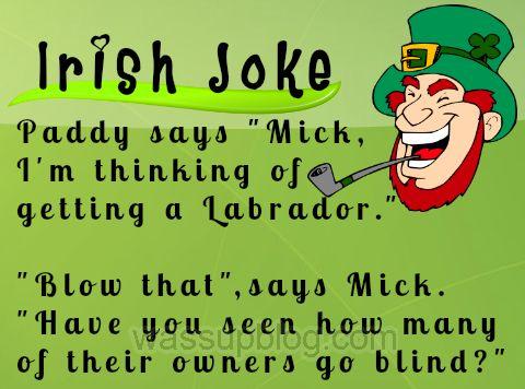 Irish joke
