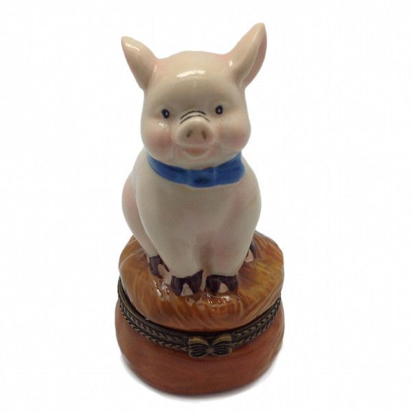 Jewelry Boxes For Sale: Pig