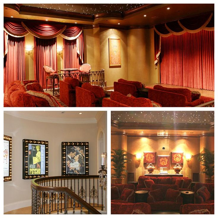 17 Best Images About Media Room On Pinterest: 25+ Best Ideas About Home Theater Curtains On Pinterest