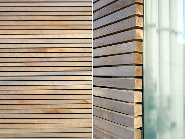 Wooden Cladding Horizontal ~ Best ideas about cedar cladding on pinterest modern