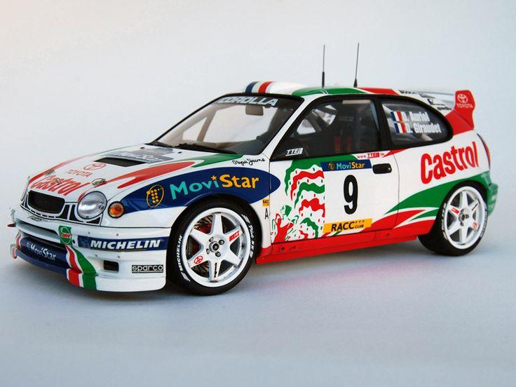 Toyota Corolla WRC