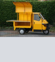 Piaggio Ape en Porter dealer midden Nederland