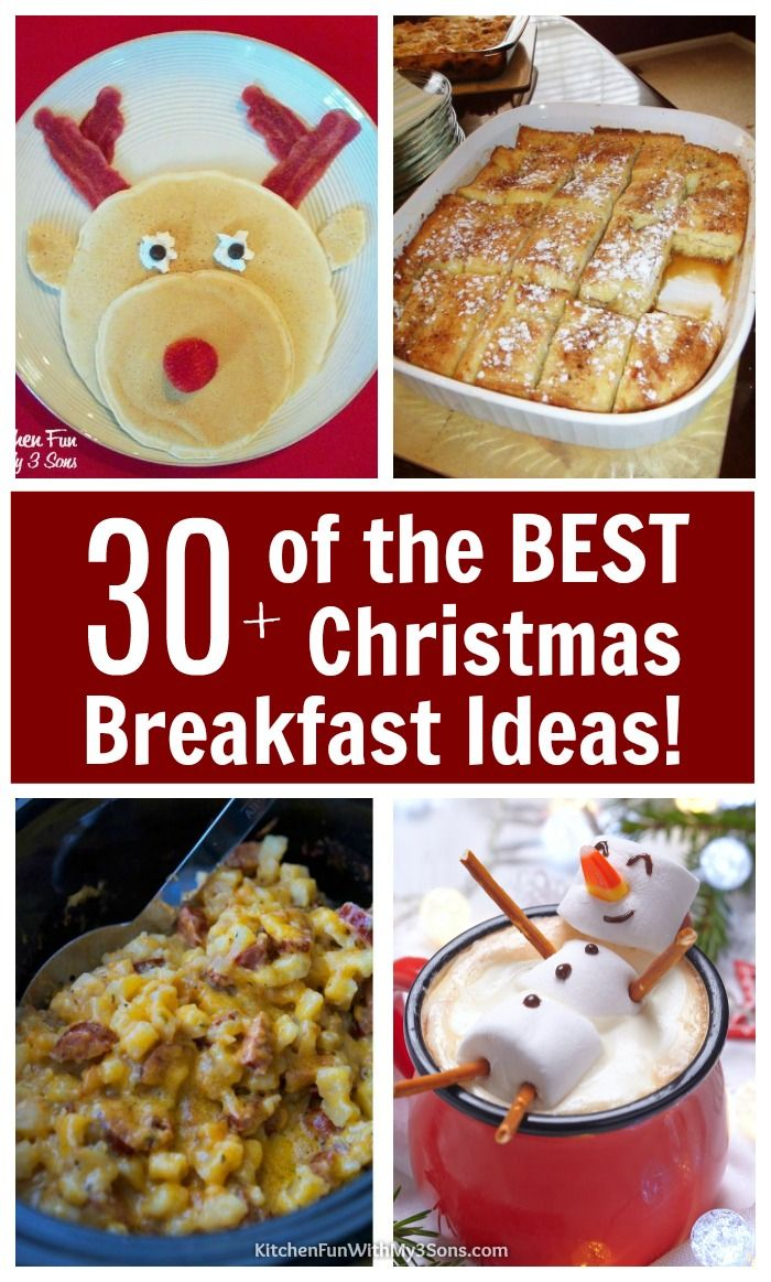 Christmas Morning Breakfast Ideas.Over 30 Of The Best Christmas Breakfast Ideas These Are