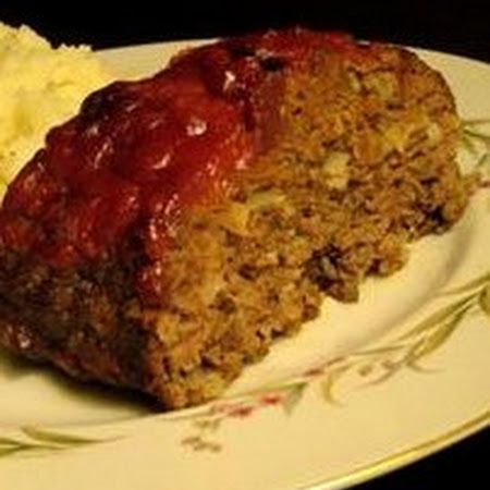 Pressure Cooker Meatloaf - Bob Warden's Recipe.