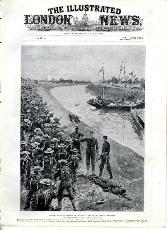 1900 Illustrated London News Gaetano Bresci by SleekburnPrints