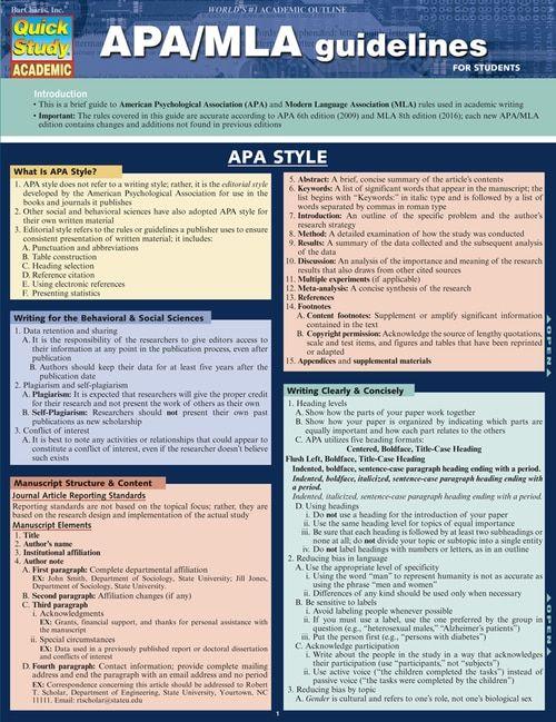 apa mla guidelines 9781423217589 research info pinterest