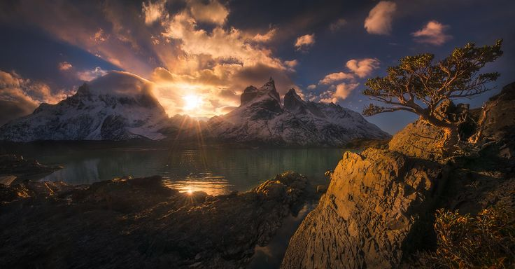 Catching the Sun by Marc  Adamus on 500px