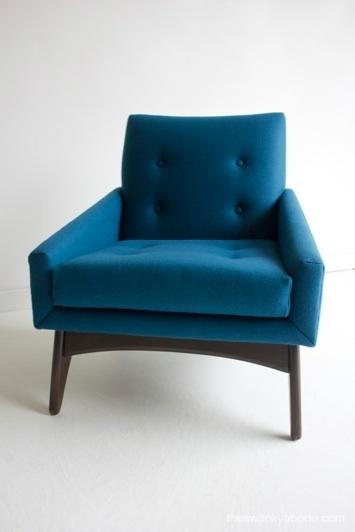 Mid Century Modern Adrian Pearsall Lounge Chair