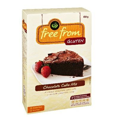 Check out woolworths free from gluten cake mix chocolate 450g at woolworths.com.au. Order 24/7 at our online supermarket