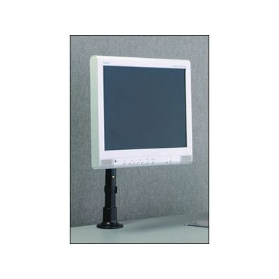 Peerless-AV Height Adjustable Desktop Mount Finish: Black