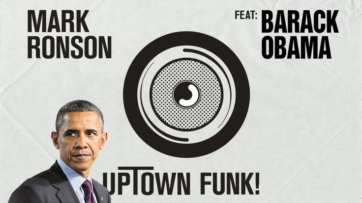President Barack Obama Sings 'Uptown Funk' by Mark Ronson and Bruno Mars