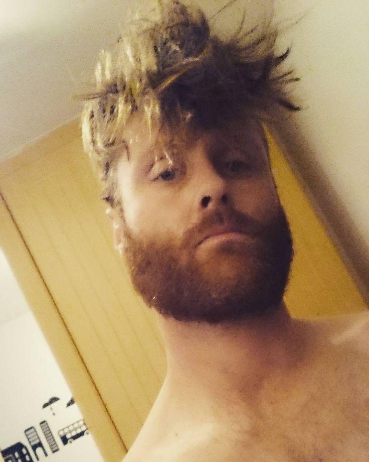 "#Good morning guys didn't sleep too well last night big sleepy head "" Coffee in me Nowwwww "" :) Have a fab day it's the day before pay day and weekend :) Happy Thursday #nosleep #bedhead #sleepy #head #messy #hair #coffee #beard #there're #Hairy #beards #Bearded #gay #Irish #scruff #beardthefuckup #thick #beardgang #builder #beardthefuckup #bearscubsandbeards #bearscubsandbears #beardfit #beardpower #scruffyhomo by irishdannyboy"