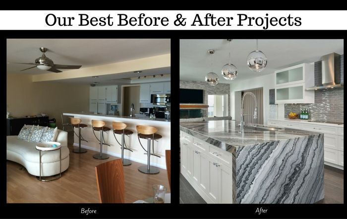 An Overview of Some of Our Best Before and After Projects