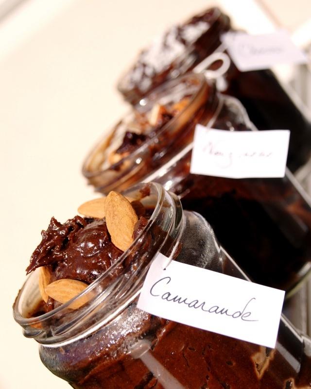 le nutella est mort, vive la pâte au chocolat crue / home made raw (kind of) nutella