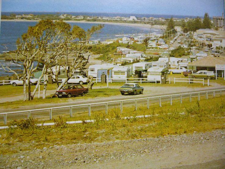 MOOLOOLABA SUNSHINE COAST QLD AUSTRALIA 1970