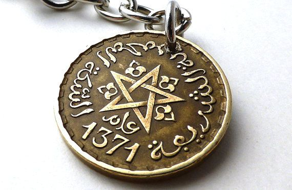 Hey, I found this really awesome Etsy listing at https://www.etsy.com/listing/228557937/zipper-charm-moroccan-gothic-charm-coin