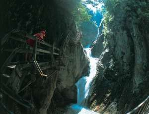 Une image de Gorges du Durnand