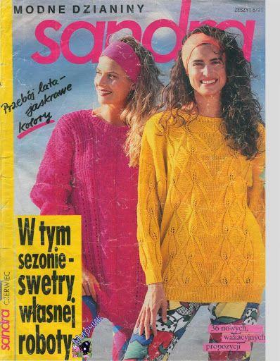 Sandra 6 1991