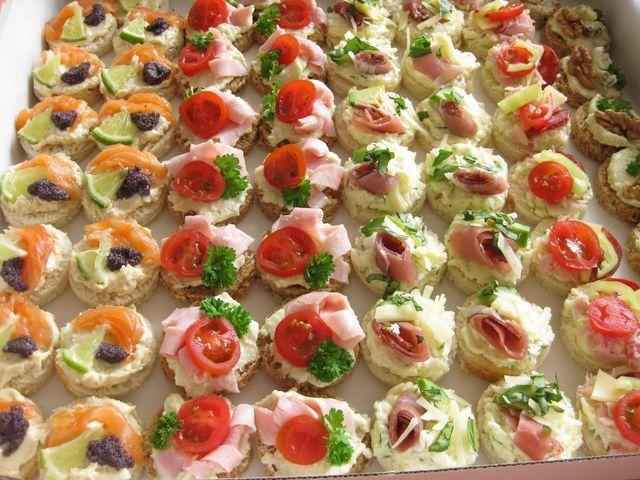 slané chuťovky - kolekce