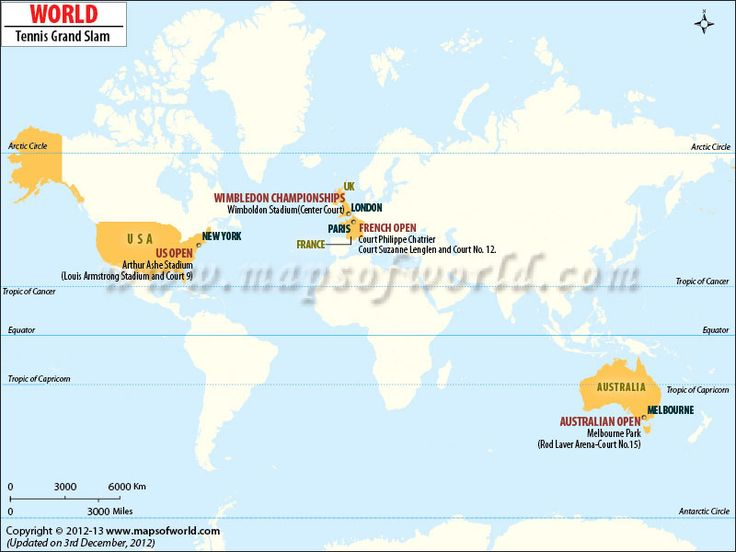 Best Sports Images On Pinterest Location Map Calendar And - Us open tennis location map