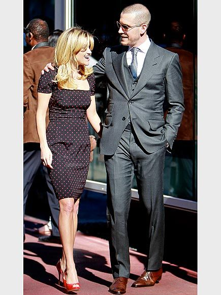 WORK EVENT photo | Jim Toth, Reese Witherspoon
