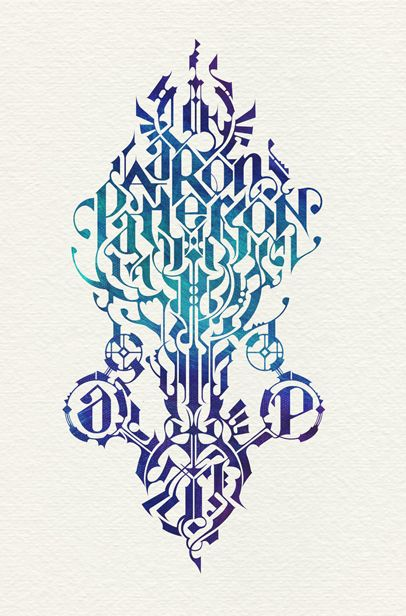 #typography #type, #calligraphy, #lettering