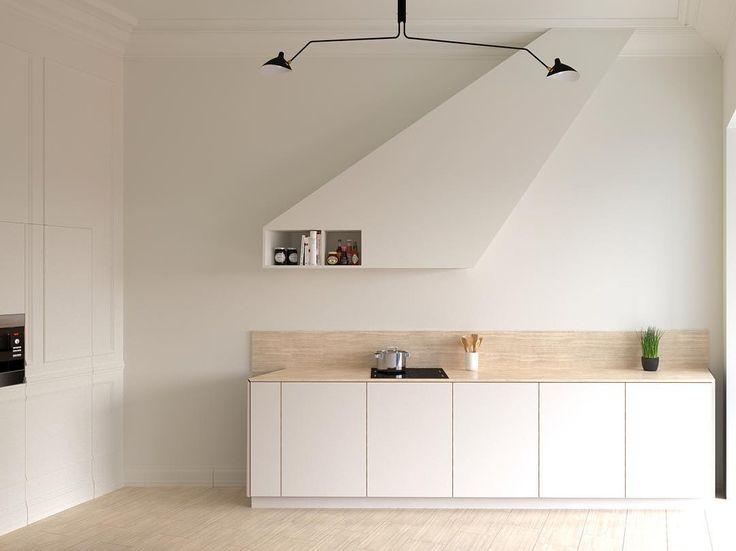 Kitchen design by #vanstaeyeninterieur #marble #interior #kitchen #worcestershiresauce #sergemouille #thisisantwerp #design #smeg #triangle #thisisantwerp #tabasco