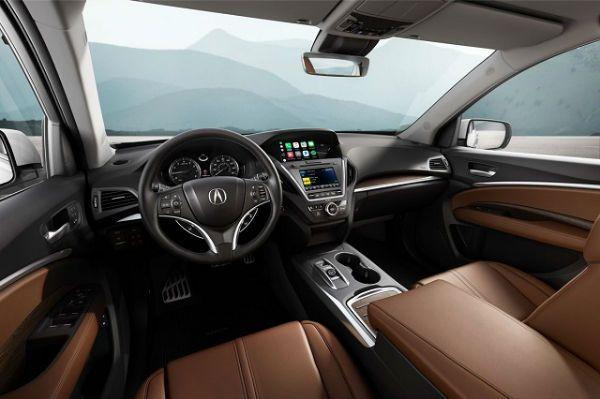 Acura Mdx 2020 Interior In 2020 Acura Mdx Acura Ilx Acura Cars