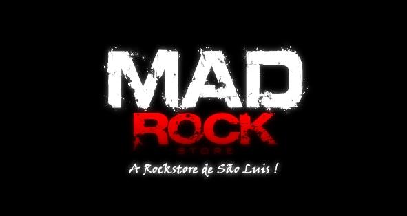 Mad Rock Store - A Rockstore de São Luis!