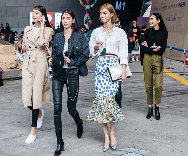 17 Best Images About Korean Street Fashion On Pinterest Street Fashion Korean Model And Parks
