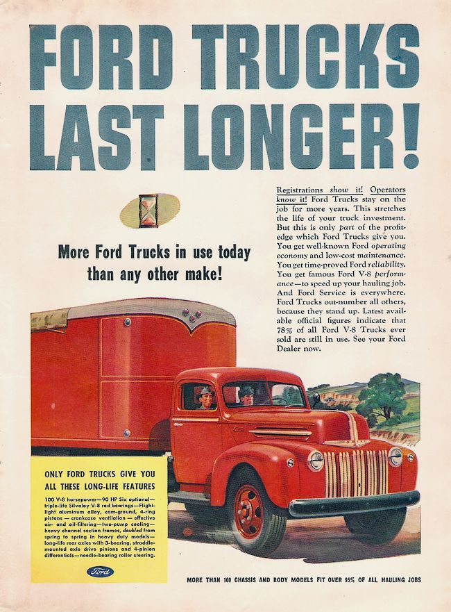 Ford Dealership Peoria Il >> 1000+ images about Old Pickup Truck ads on Pinterest | Gmc ...