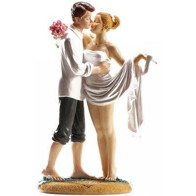 figurine de mariage mer et sable - Figurine Mariage Gay
