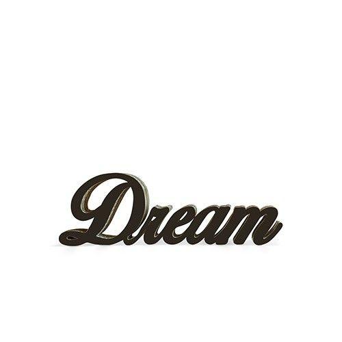 DREAM 3 - Carton Factory Portatutto decorativo da scrivania. Designer: Carton Factory Misure: 50 X 6 X 17