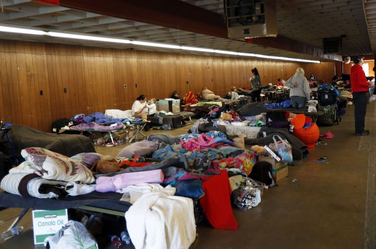 Between 20-30 Oroville Dam evacuees at the Silver Dollar Shelter in Chico, California are reportedly exhibiting symptoms of Norovirus, reports The Sacramento Bee.