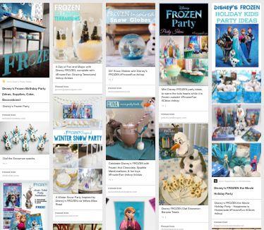 Disney FROZEN Fun Food: Elsa's Icy Blue Dessert Trifle
