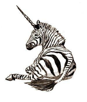 howrse Unicorn | Zebra Unicorn (Howrse Golden Apple Coat) photo Zebra_Unicorn_by_lil ...