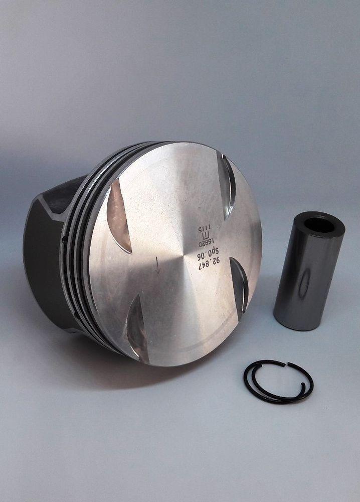 engine piston and piston rods mercedes