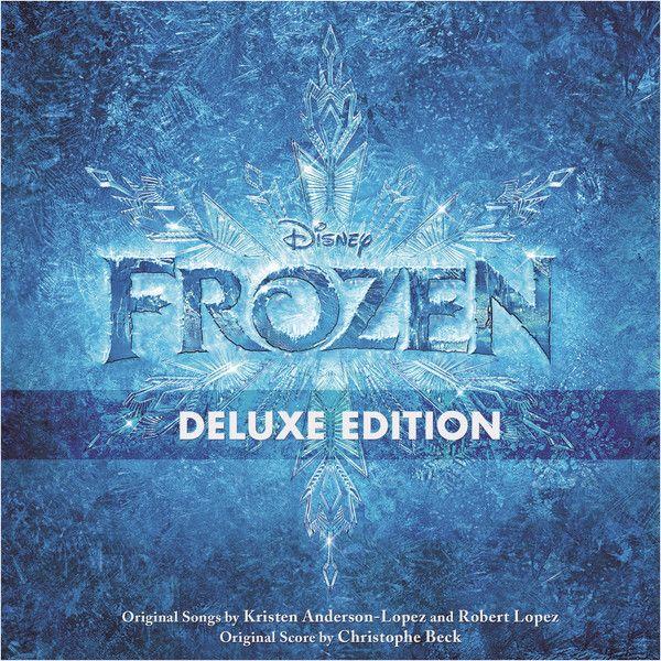 CMG Channel: Torrent - CD Frozen (Original Motion Picture Sound...