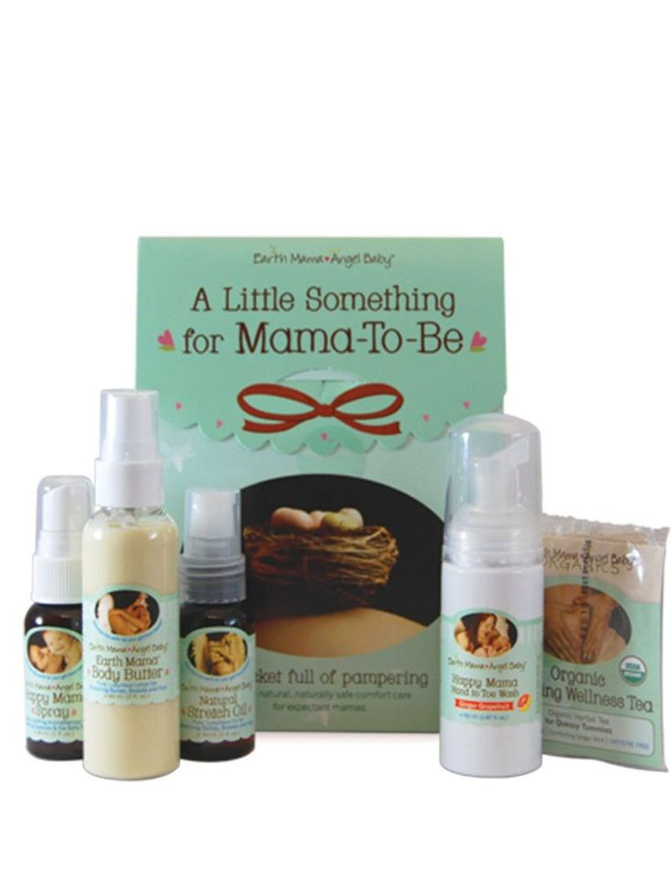 Earth Mama Angel Baby | A Little Something For Mama-To-Be Gift Set - milkandbaby.com