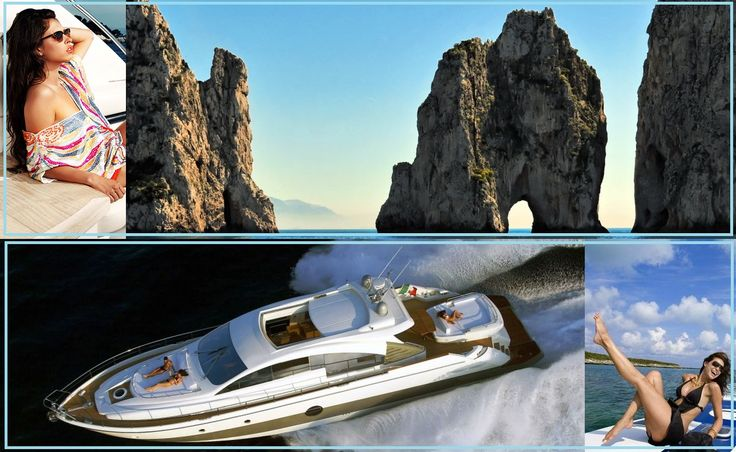 Luxury motor yachts! Visit our web site to see our yacht charter fleet, exclusive destinations and special prices.  Web Site: www.amalfisails.com E-Mail: info@amalfisails.it