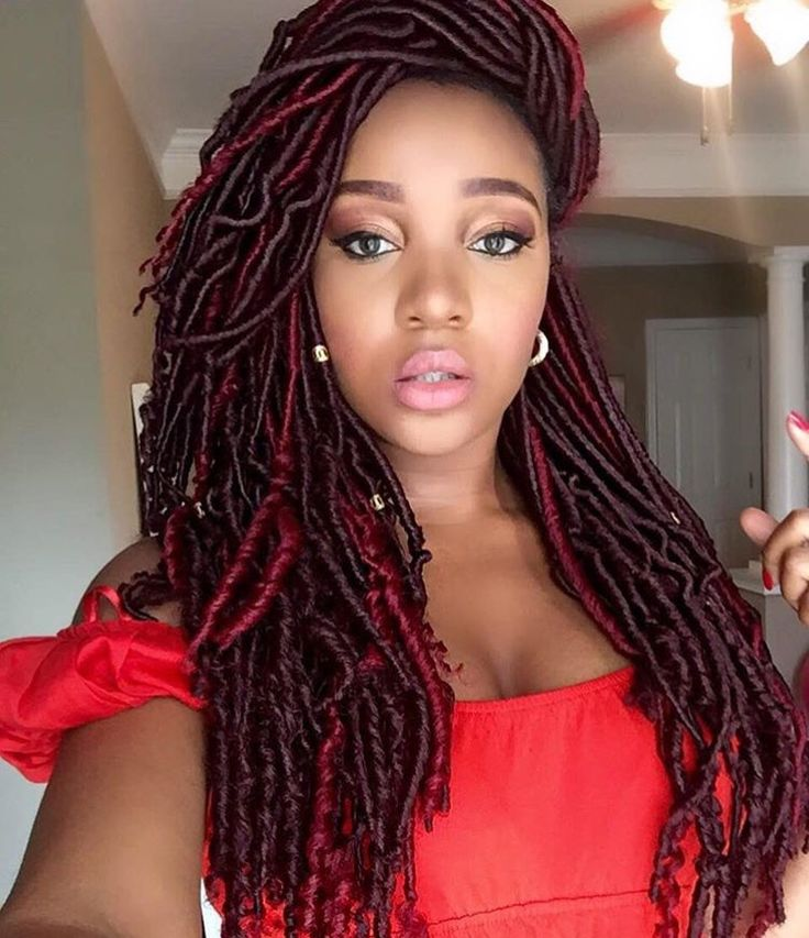 548 best faux locs images on pinterest faux locs
