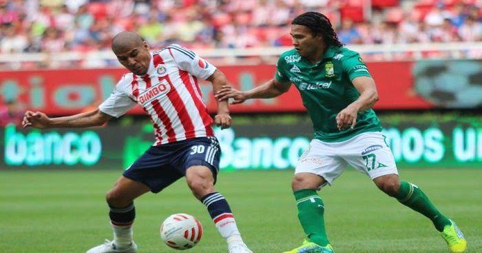 Ver partido Leon vs Chivas de Guadalajara en vivo -